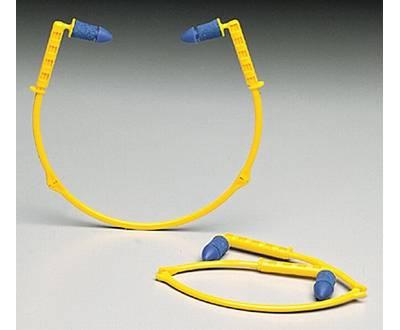 Tapón silicona PERFLEX c/banda ajuste plegable