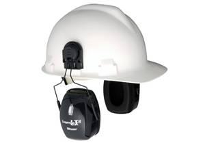 Orejera Leightning 27dB para montar en casco