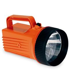 Linterna BRIGHTSTAR antiexpl. Sumergible. 6 volt