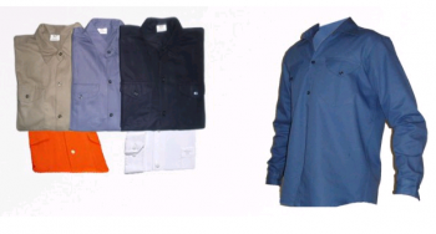 Camisa de trabajo - Varios colores