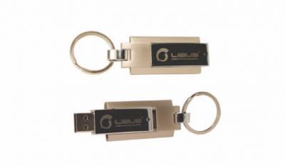 Pen-Drive USB Llavero LIBUS p/publicidad