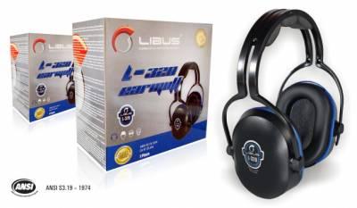 Protector Auditivo copa 'Libus' mod. L-320