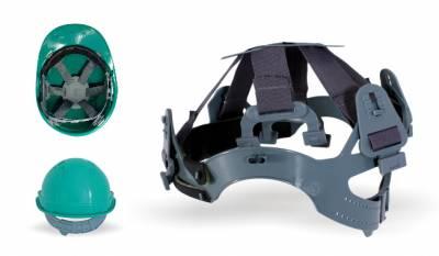 Arnés standard TEXTIL p/ casco Libus