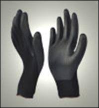 Multiflex Nylon-Nitrilo Espumado Respirable Talle 10