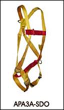 Arnes paracaidista con 1 argolla (S/M/L)