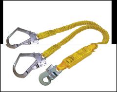 Amortiguador de Impacto en Y con cinta elastizada
