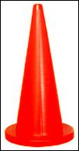 Cono de 17 cm