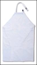 Delantal PVC (BLANCO)