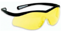 Anteojo Lightning Eyewear . Marco negro - Lente gris
