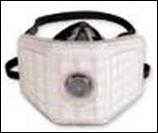Respirador CFR-1 con filtro N95