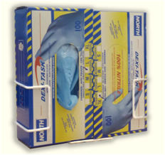 DISPENSADOR DOBLE PARA GUANTES DESCARTABLES
